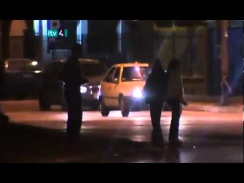 Serbian girl raped in the Kosovo albanian brothel