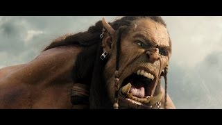 Warcraft - Chieftain  Durotan vs Gul