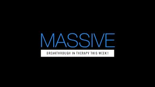 Major Recovery Breakthrough