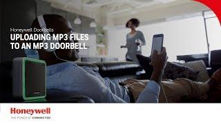 Uploading MP3 files to your MP3 doorbell | Doorbells | Honeywell Home