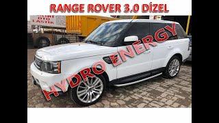 Range Rover hidrojen takıt sistem montajı