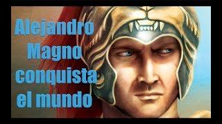 ¿Qué tal si Alejandro Magno hubiese conquistado el mundo conocido? Primera parte