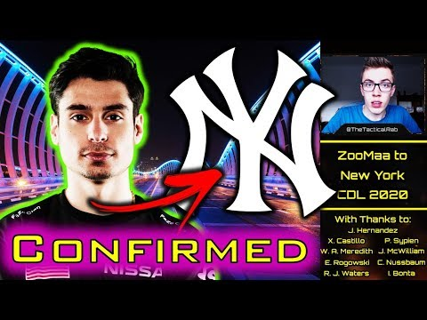 ZooMaa Leaves FaZe! - Joins New York City Franchise!    CDL Rostermania News & Rumors    CoD: MW