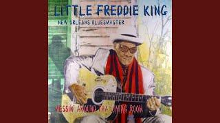 "Video thumbnail of ""Little Freddie King - I Wanna See Dr. Bones"""