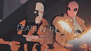 Jason Todd || Death In The Family