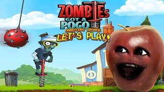 Midget Apple Plays   Zombie's Got A Pogo