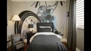 Cool Masculine Bedroom Decorating Ideas