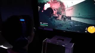 東京ゲームショウ2018「DaysGone」試遊でトラップを仕掛けてフリーカーを爆破してみた