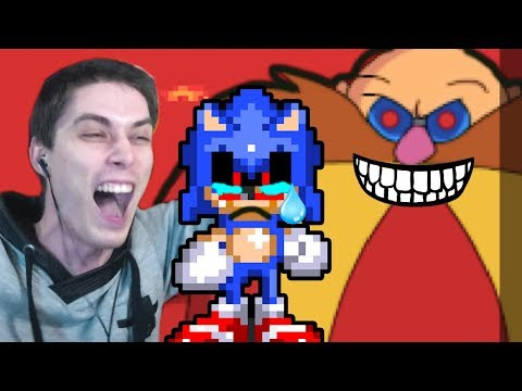Download Sonic Exe The Spirits Of Hell They Survived The Nightmare