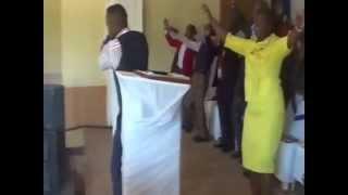 Bishop M. Nqwazi ;'Volcano; 'Ngizolibonga'