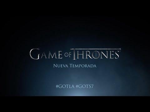Game of Thrones Temporada 7 | Trailer Oficial
