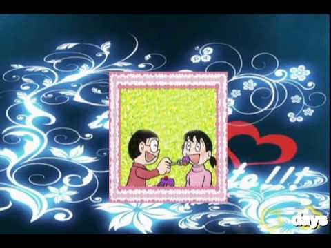 Love paradise - Doraemon version Hay thì like nha bạn