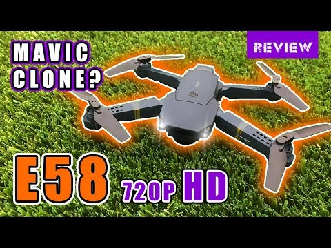 The most impressive video drone in it\'s price class!