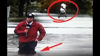 Fake Hurricane & Flood Reported on The Weather Channel! This is Crazy!