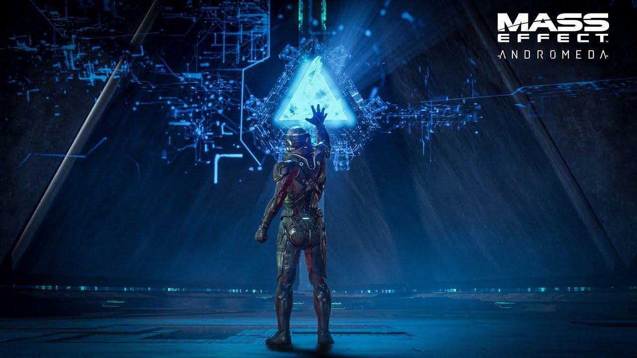 Trailer di Mass Effect Andromeda