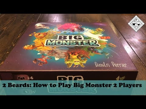 2 Beards: How To Play Big Monster 2 Players