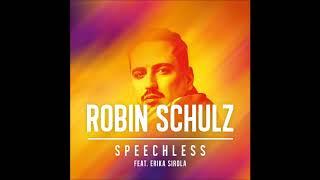 Robin Schulz Feat. Erika Sirola   Speechless (Extended Mix)