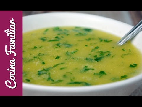 Como hacer salsa verde para pescado paso a paso | Recetas de Javier Romero