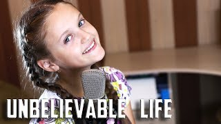 Unbelievable life  |  Ксения Левчик  | cover JaneFox