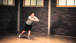 NG360 Balance: Single-Leg w/ Reach – Forward