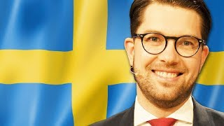 Nationalist Sweden Democrats Are Set to WIN Next Month's Elections!!!