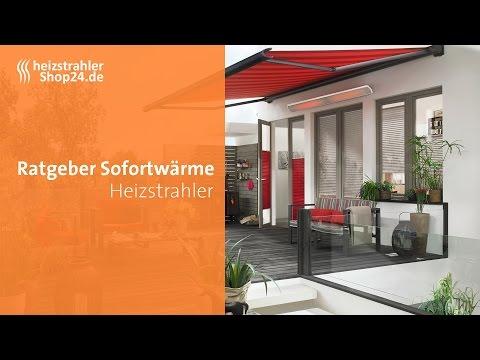Heizstrahler Ratgeber - Video Guide