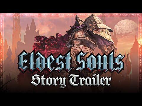 Eldest Souls : Eldest Souls - Animated Story Trailer