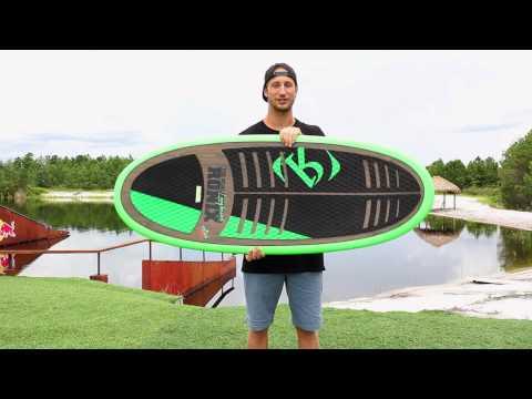Ronix Koal Longboard