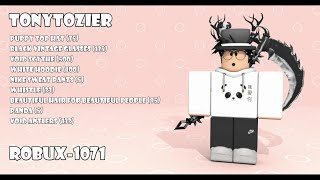 Top 35 Roblox Boys Outfits *2021* Ep.-1