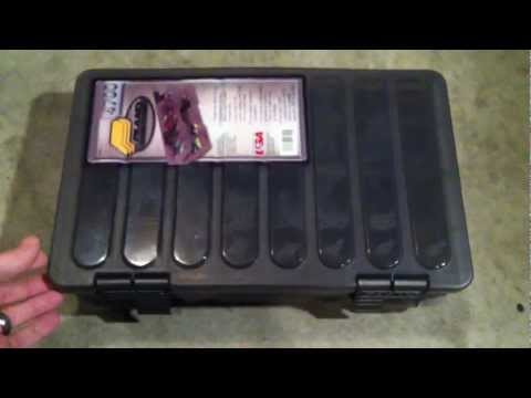 Plano 4700 Tackle Box Product Review … Perfect Bass Fishing Tackle Box!