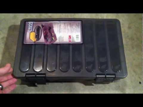Plano 4700 Tackle Box Product Review … Perfect Bass Fishing Tackle Box!