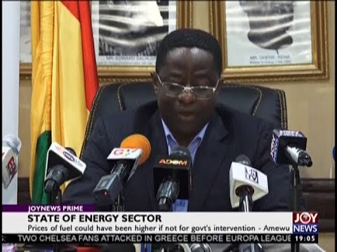 State of energy sector - JoyNews Prime (20-9-18)