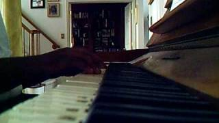 Alicia Keys - Nobody, Not Really (Piano)