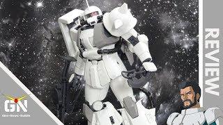 MG 1/100 Zaku 2.0 Shin Matsunaga Custom - Review (Best Looking Zaku?)