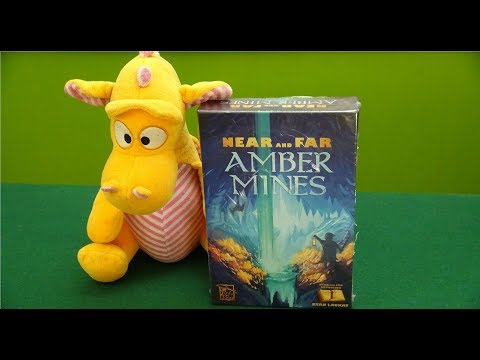 Near and Far: Amber Mines - Unboxing