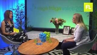 Är Sverigedemokraterna Ett Rasistiskt Parti? Våga Fråga Valet 2014 Med Malin Wollin