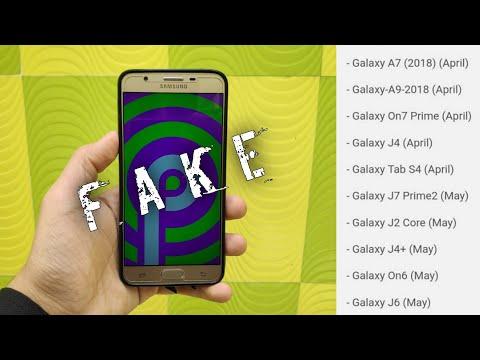 Samsung Pie OS |Update list 2019 - смотреть онлайн на Hah Life