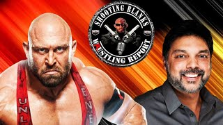 Ryback Talks WWE Working With Social Media Outlets, How They Suppress Talent On Those Platforms
