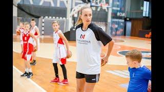 15-й мастер-класс по баскетболу #заnovaспорт. Видеоотчет
