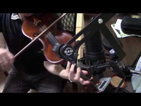 元プロオケ奏者がバイオリン宅録始めます 【ジャンル不問】ソフト音源では叶えられないサウンドをあなたへ イメージ1