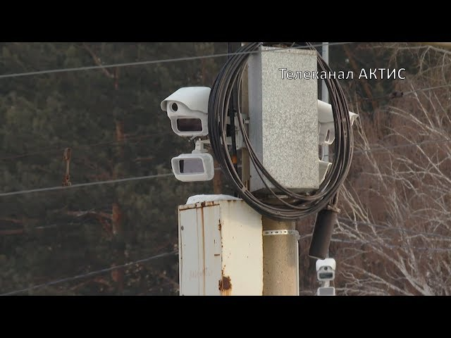 Камеры на перекрестках