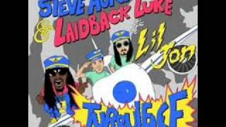 Steve Aoki & Laidback luke ft Lil jon - Turbulence (audio)