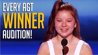 Every America's Got Talent WINNER Audition! Who's Your Favorite From Season 1-14?