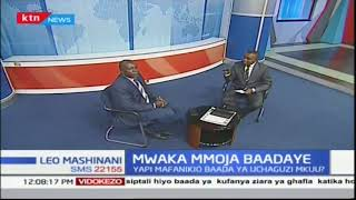 Mwaka mmoja baada ya uchaguzi wa urais | Leo Mashinani