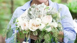 Make Your Own Fall Wedding Bouquet | Southern Living