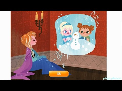 Magic Timer 2 Minute Brushing Video With Disney's Frozen (11)