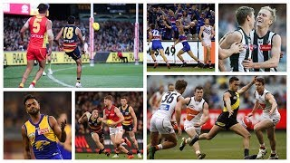 The best goals from the 2019 season | Season Best Ofs | AFL