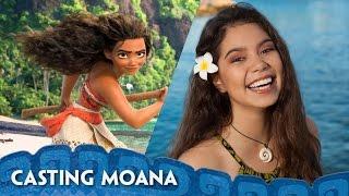 Trailer of Moana (2016)