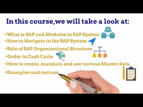 SAP Sales & Distribution (SD) Training (Video 1) What is covered in ...