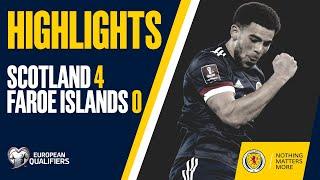 Skotlandia 4-0 Kepulauan Faroe